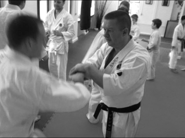 Jiu jitsu seminar med Per Sørensen, 6.dan i Bosatsu