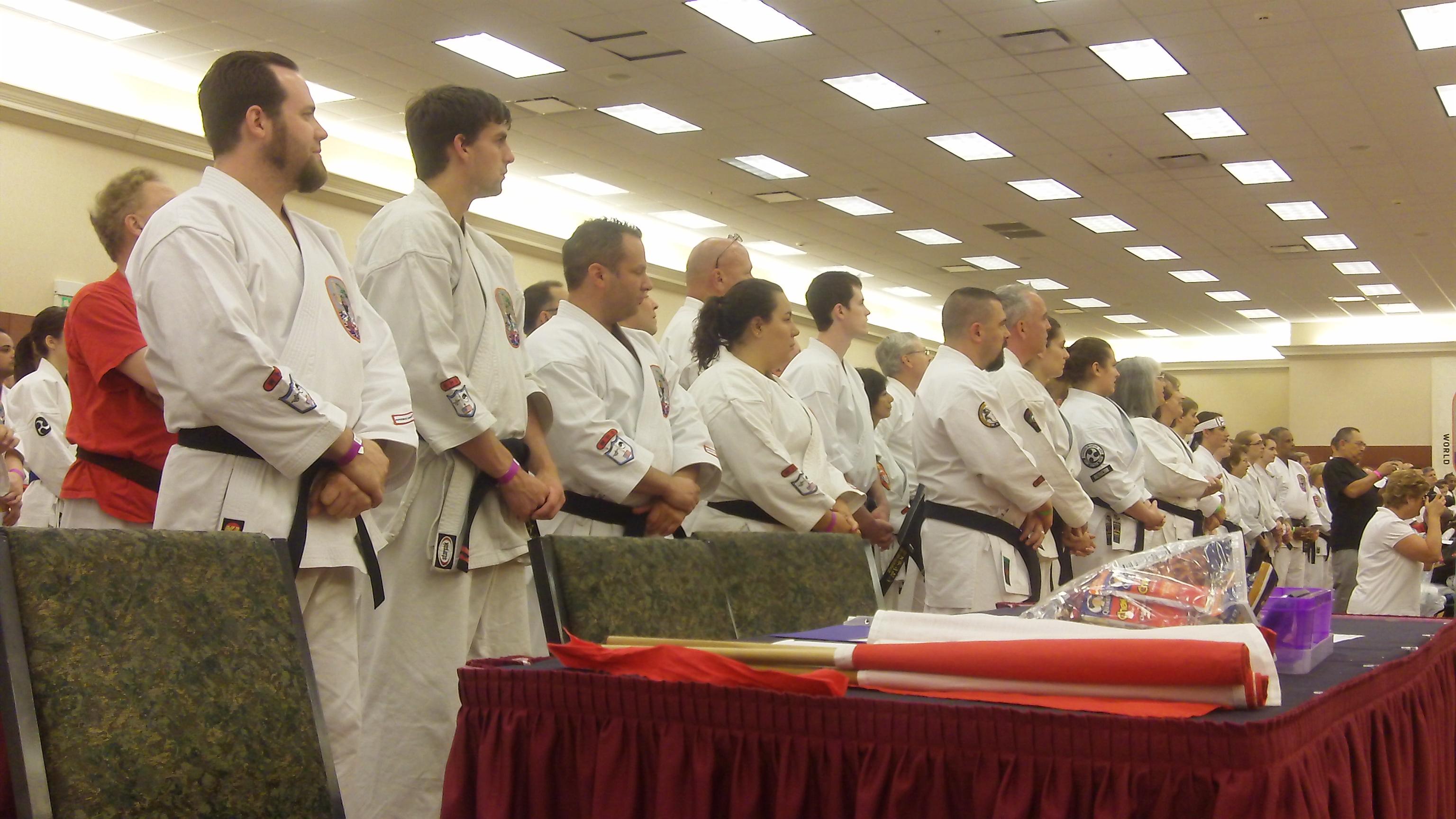 Isshinryu Karate World Tournament (IWKA).