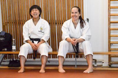 Kata weekend i Hørsholm karate klub 2016