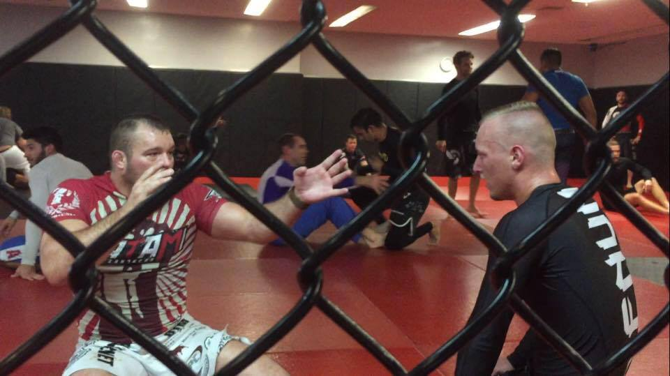 Kevin Korte skifter til Mixed Martial Arts