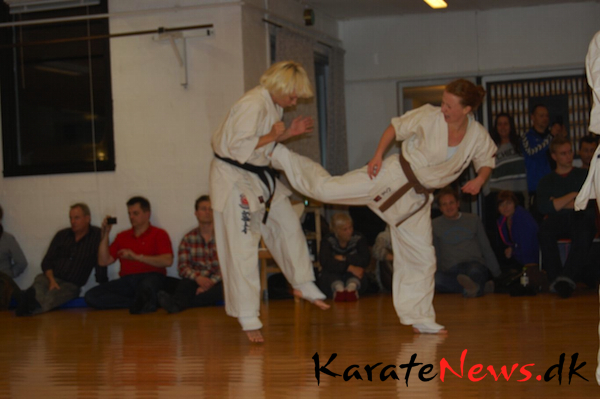 Dangraduering i Dansk Karate Union