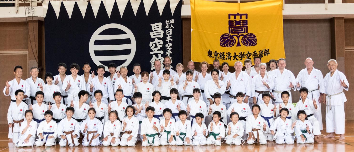 Shotogakusha i Japan august 2016