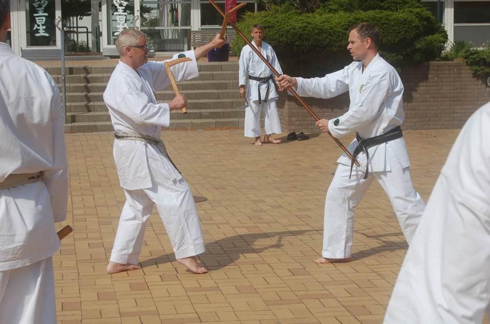 Okinawan Shuri Ryu sommerlejr 2017