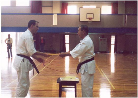 KARATE – DO GOJU – RYU RYUSHINKAN