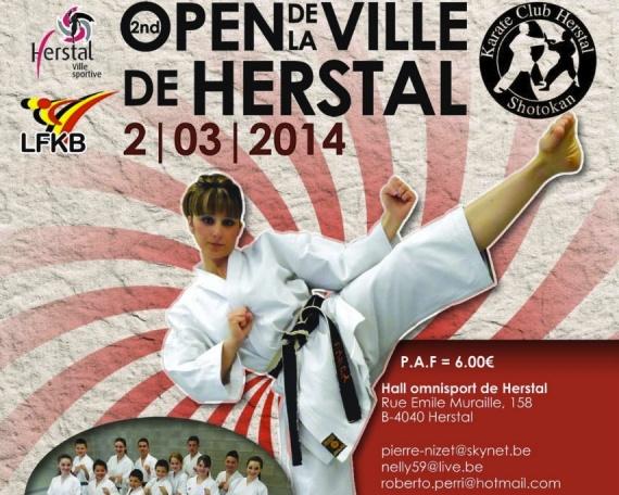 Open De La Ville De Herstal