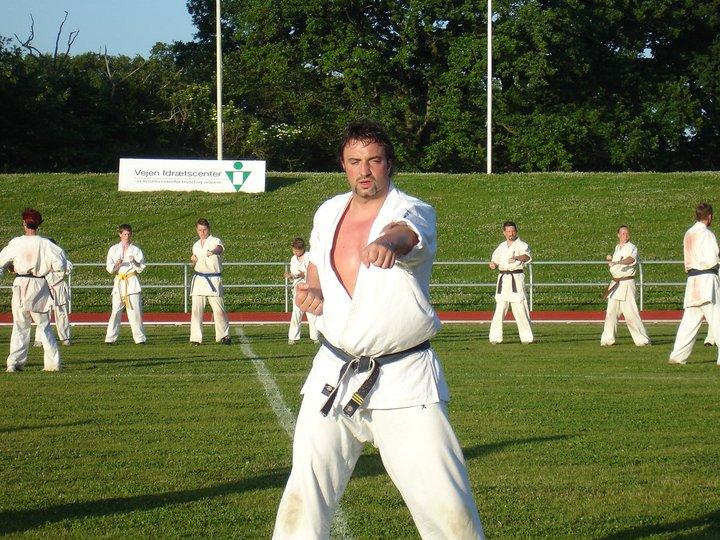 Dansk Karate Unions (DKU) årlige sommerlejr var igen en succes