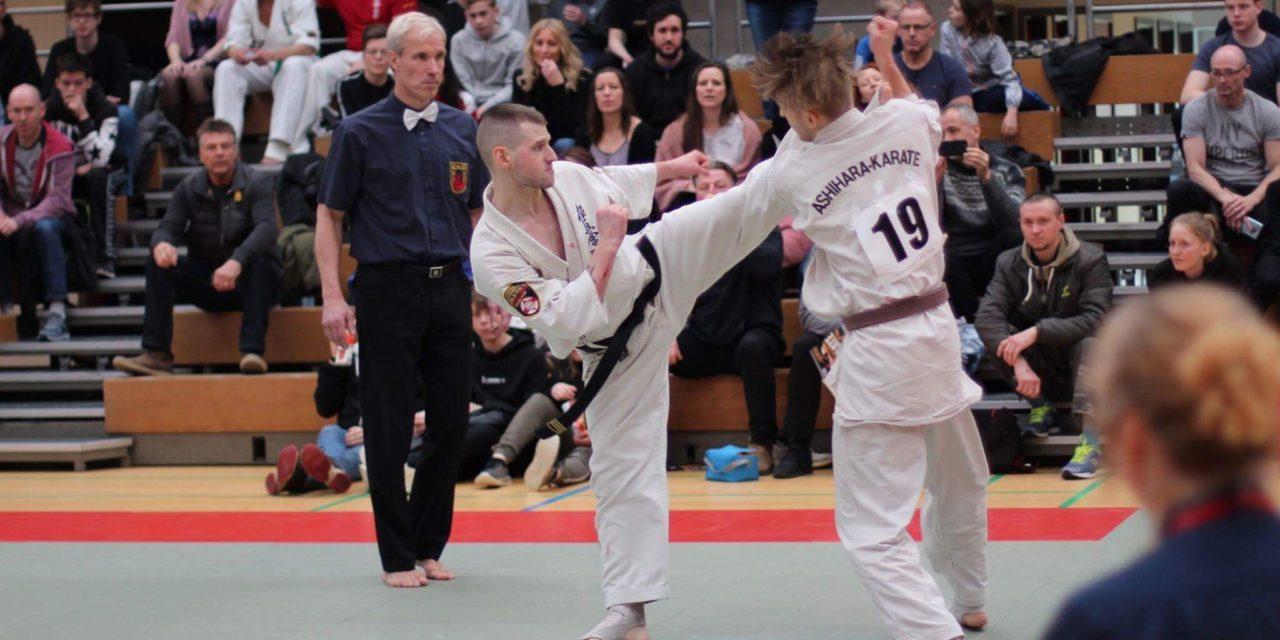 DM i Knockdown Karate 2018