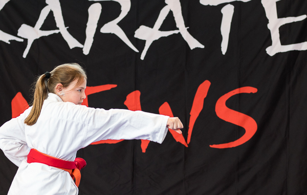 Nissecup i Taifu Karate Dojo – Halsnæs