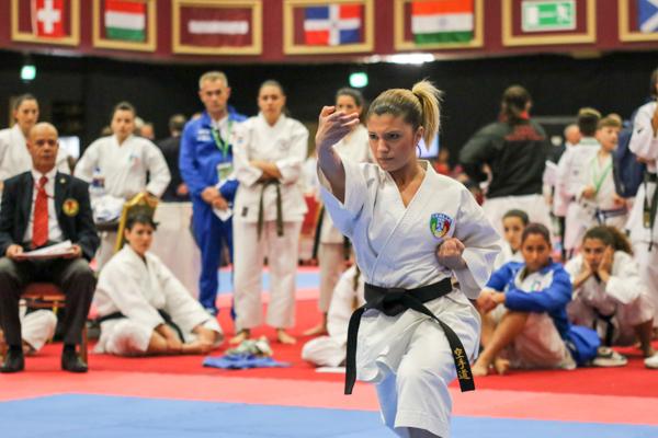 VM i Karate i Irland