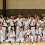 Grand Master Katsuaki Sato & Shihan Noriaki Sato Seminar lørdag den 14. juli