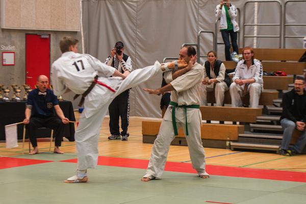 DM i Knock-down Karate / Fyn Open