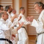Shuri-ryu Karate sommerlejr 2018 og i år med Amerikansk deltagelse