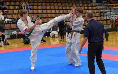 Vellykket Danmarks Mesterskab i Modereret Knock Down Karate 2018
