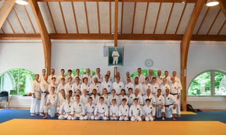 Shuri Ryu Danmarks Sommerlejr 24 – 26 maj 2019