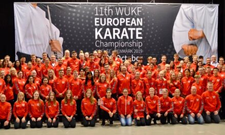 Kæmpe succes til Danmark ved EM i Odense