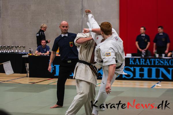 Dansk Karate Union's DM og Fyn Open 2014