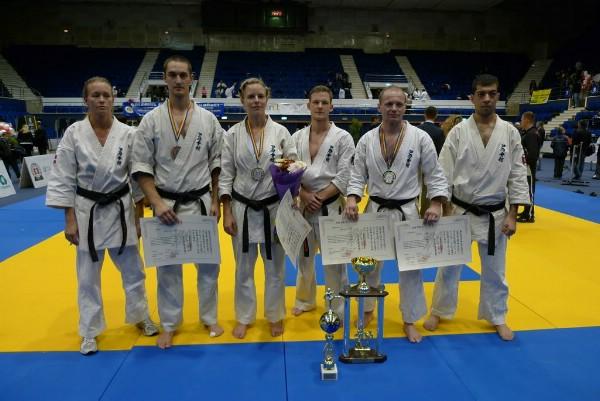 VM i Ashihara Karate i Rumænien