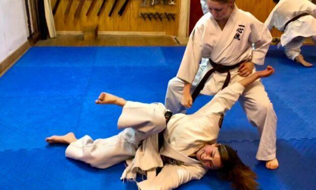 En måned med Isshinryu karate i Chile