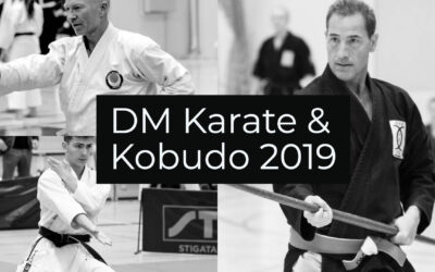 DM i Karate & Kobudo UKDK 2019