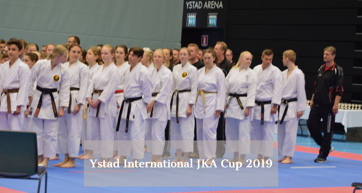 Ystad international JKA Cup 2019