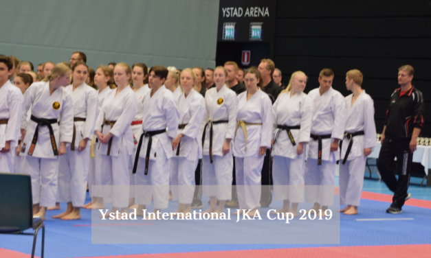 Ystad international JKA Cup 2019