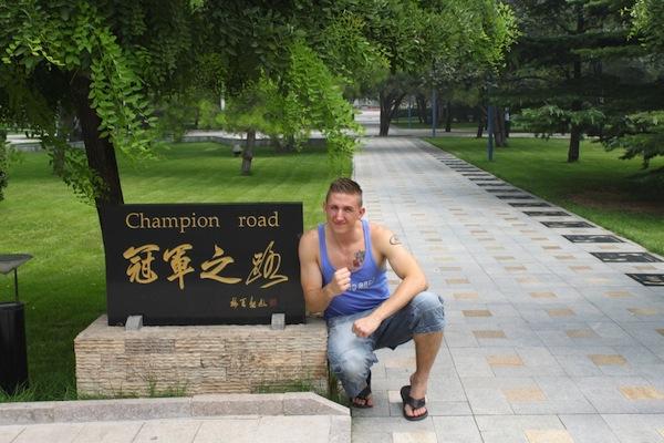 Træningsmission i Kina: Inspiration og kultur chok