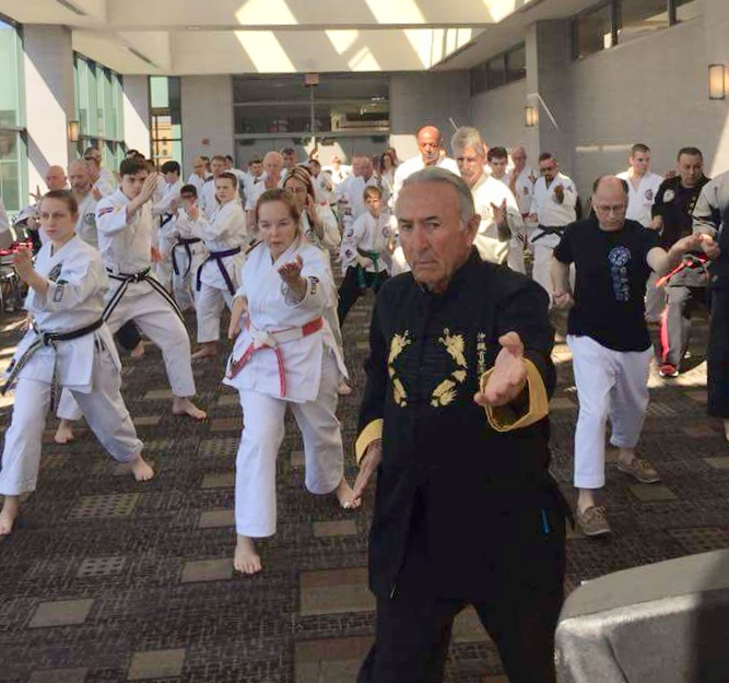 International Shuri Ryu Association Seminar 2018