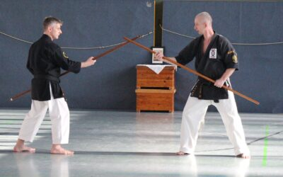 Tokushinryu Kobudo Seminar in Hamburg