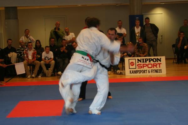 Skader ved karatetræning
