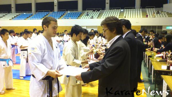 Sejr til Daniel Neumann i Japan