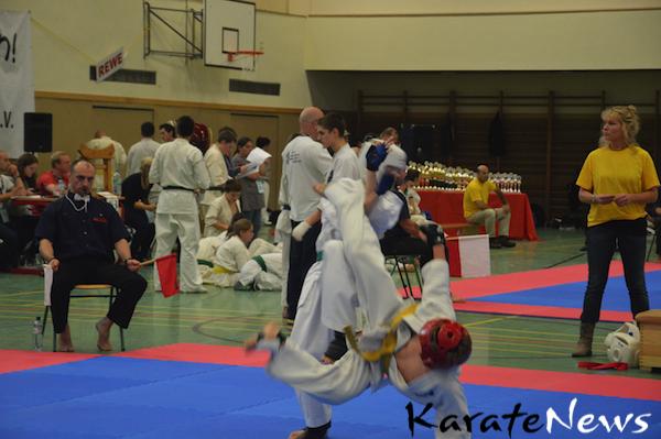 Farum Kyokushin tager medaljer ved Oyama Cup og Deutsche Meisterchaft.