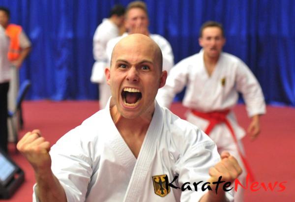 Senior EM i WKF karate,  Budapest 9-12 maj 2013