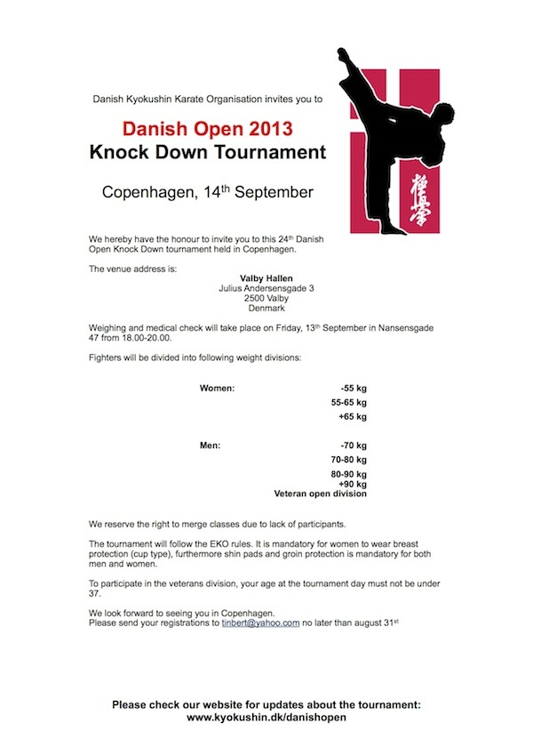 Danish open