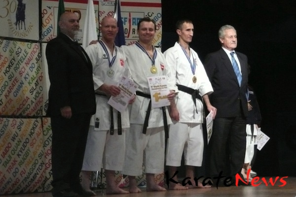 Sølv og guld til KAD ved 9th World Championships for Clubs 2012 i Italien