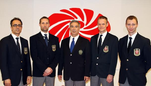 Dommeruddannelse i Dansk Karate Forbund