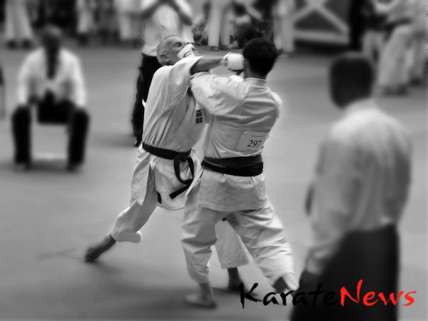 JKA European Championship 2012, Paris – Komodo, Cadet and veterans