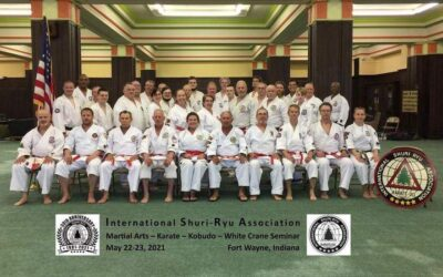 INternational Shuri-ryu  seminar Online 2021