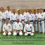 1st Okinawan Karate Nordic Seminar