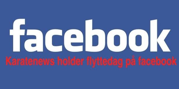 Følg med på KarateNews via Facebook