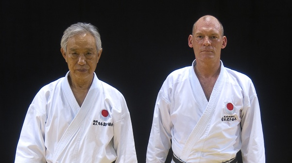 Budapest Gasshuku 2013, JKA Shotokan Karate