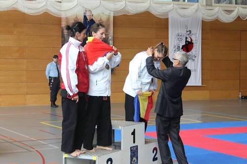2013 at the European Championship - Zurich