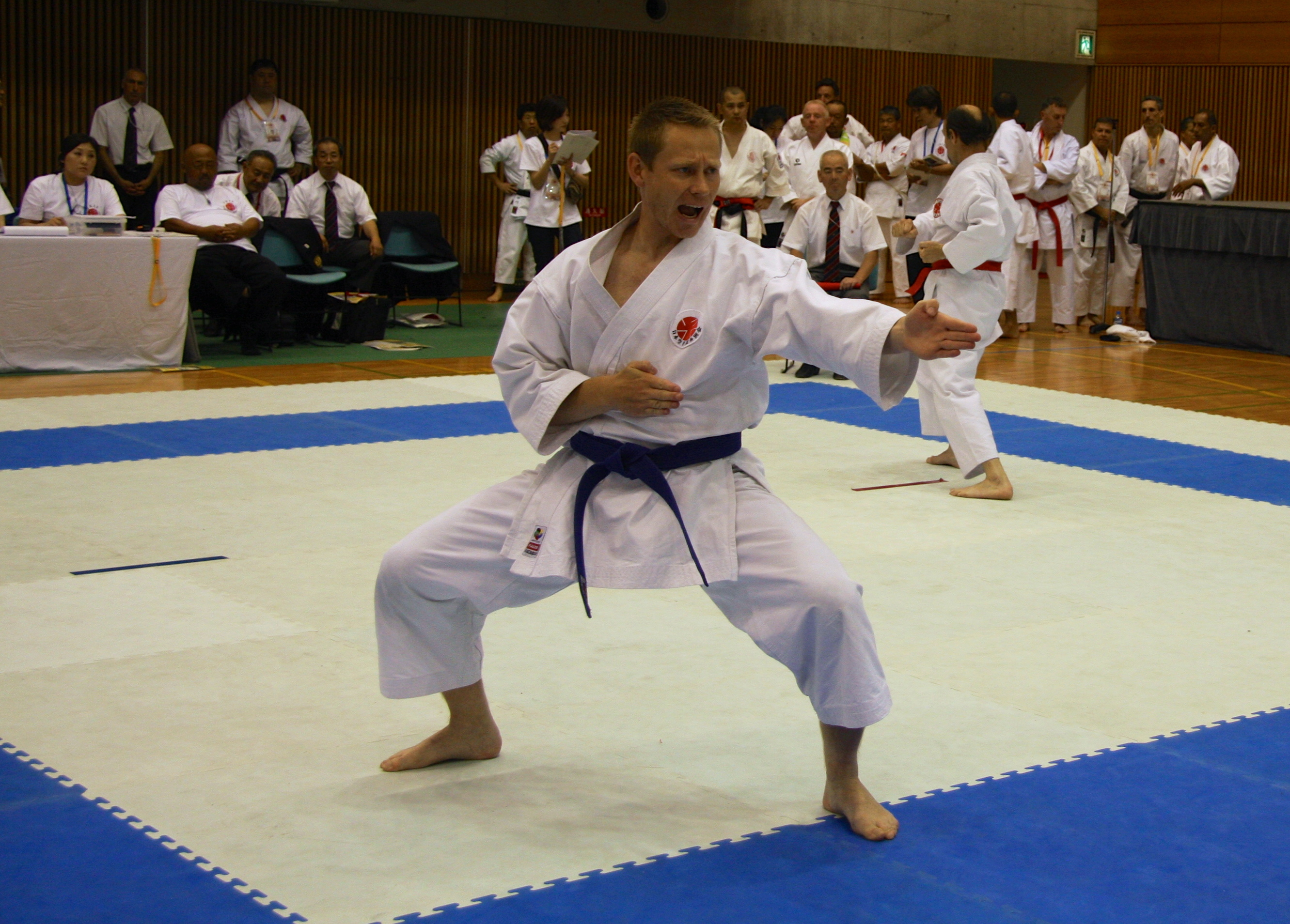 Beretning fra Itosu-Ryu VM afholdt i Osaka, Japan