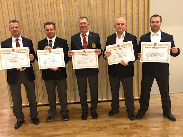 Dommeruddannelse i UKDK