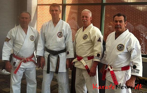 International Shuri Ryu Seminar i Fort Wayne Indiana