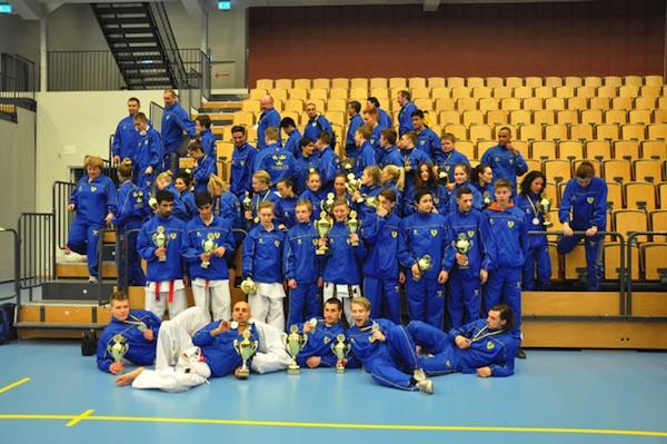 Kristianstadsborna fick en fantastisk karatefest