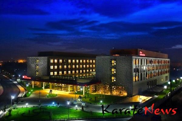 Afrejse til WKF's EM for kadetter, juniorer og U21 i Tyrkiet + tidsplan