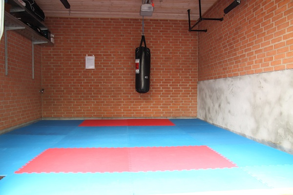 Emils garage dojo