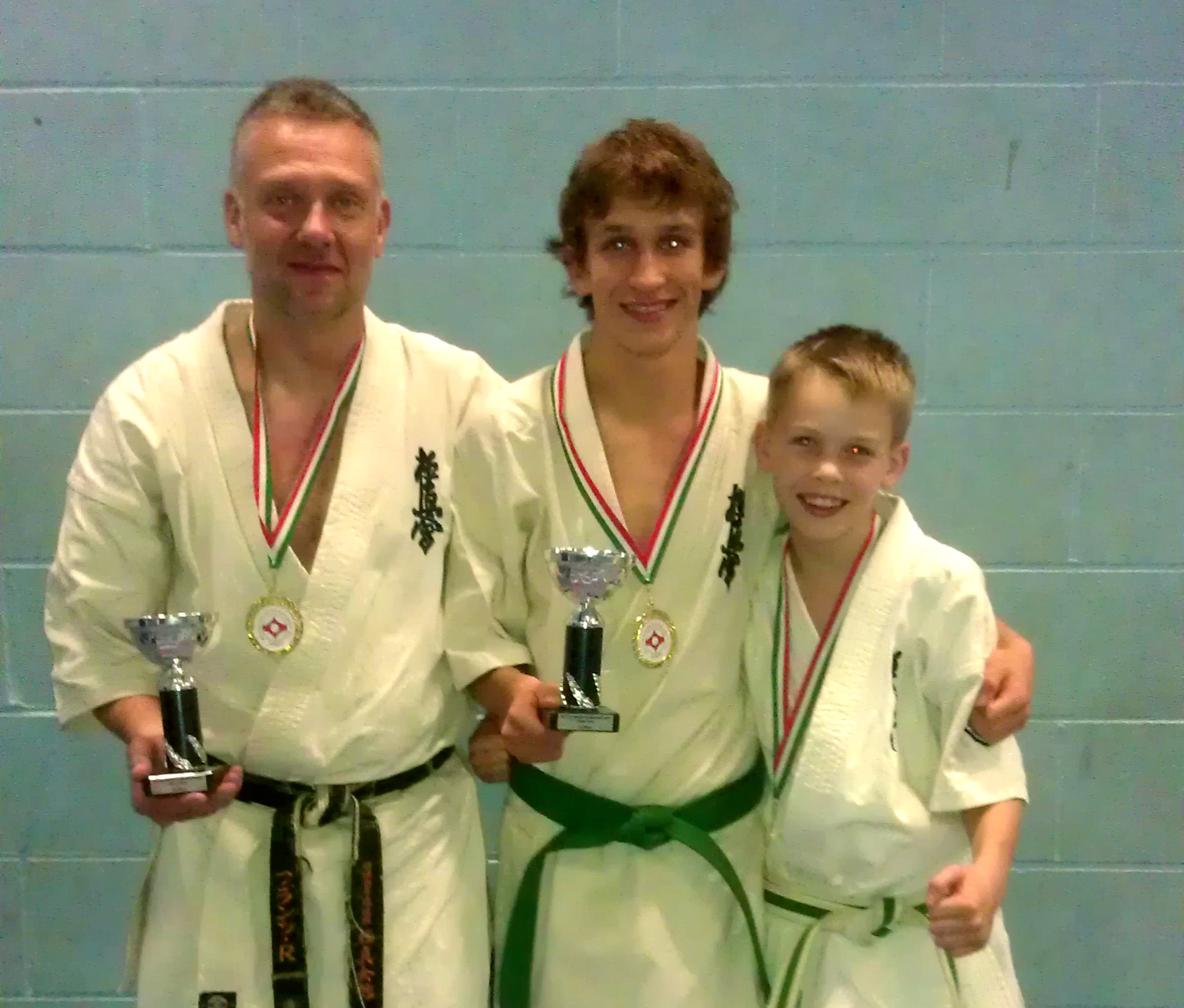 Welsh Open Tournament 2012