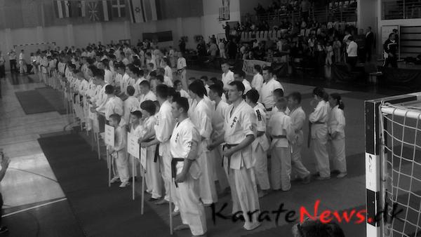 Farum Kyokushin tager guld ved Kroatisk stævne.
