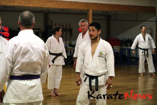 Seminar med Kai sensei fra JKS